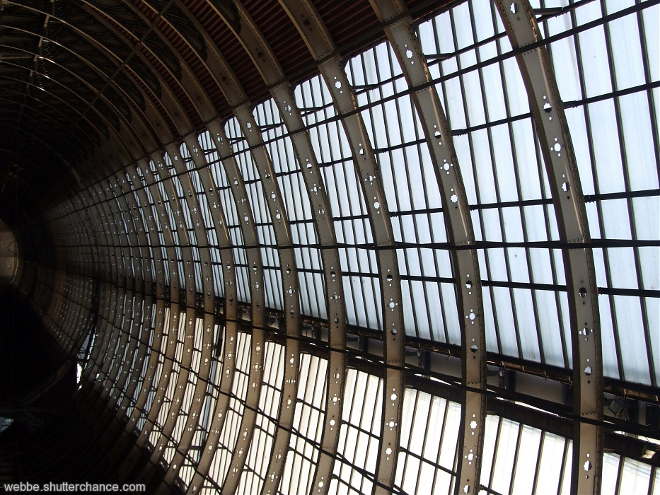 photoblog image Glass Roof